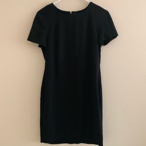 TOPSHOP Dress with Curvy Detail